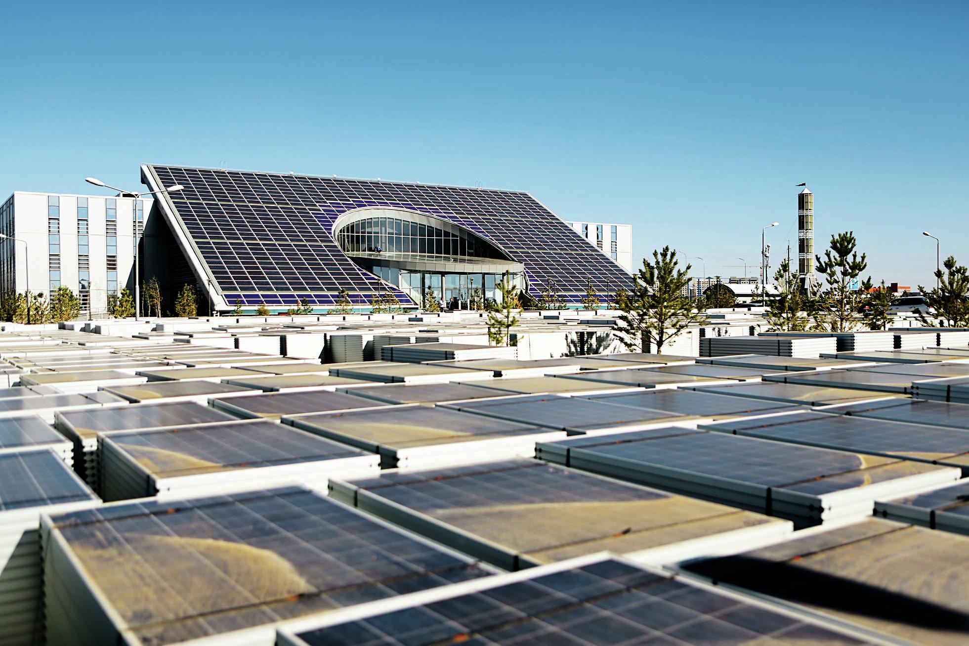 Grüne Energie in Kasachstan – Deutsche Energie-Agentur (dena)