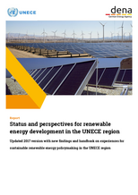 STUDY: Status and perspectives for renewable energy development in the UNECE region