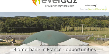 Panel I: Biomethane in France - opportunities and obstacles