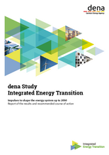dena Study Integrated Energy Transition