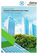 Flyer: Deutsch-Chinesische Eco Cities