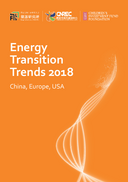 Energy Transition Trends 2018 – China, Europe, USA