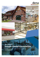 dena-Analyse Insight Handelsimmobilien