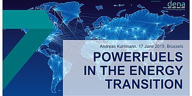Powerfuels in the energy transition