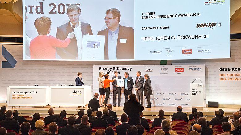 Energie Consulting energy efficiency award deutsche energie agentur dena