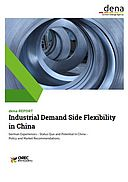 dena-REPORT: Industrial Demand Side Flexibility in China