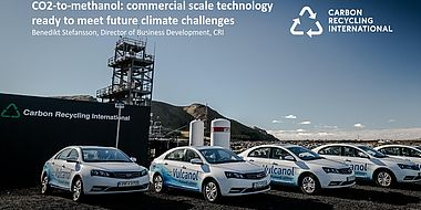 Power-to-methanol powerfuels technology that is commercially viable today