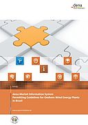 Cover dena-Market Information System Permitting Guidelines for Onshore Wind Energy Plants in Brazil