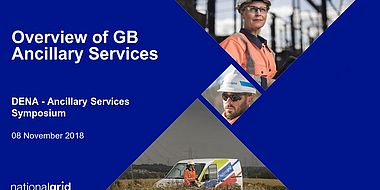 GB Ancillary Services Market Overview