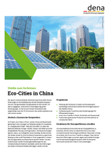 dena-Factsheet: Eco-Cities in China. Städte zum Aufatmen.