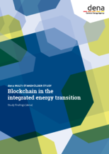 Blockchain in the integrated energy transition