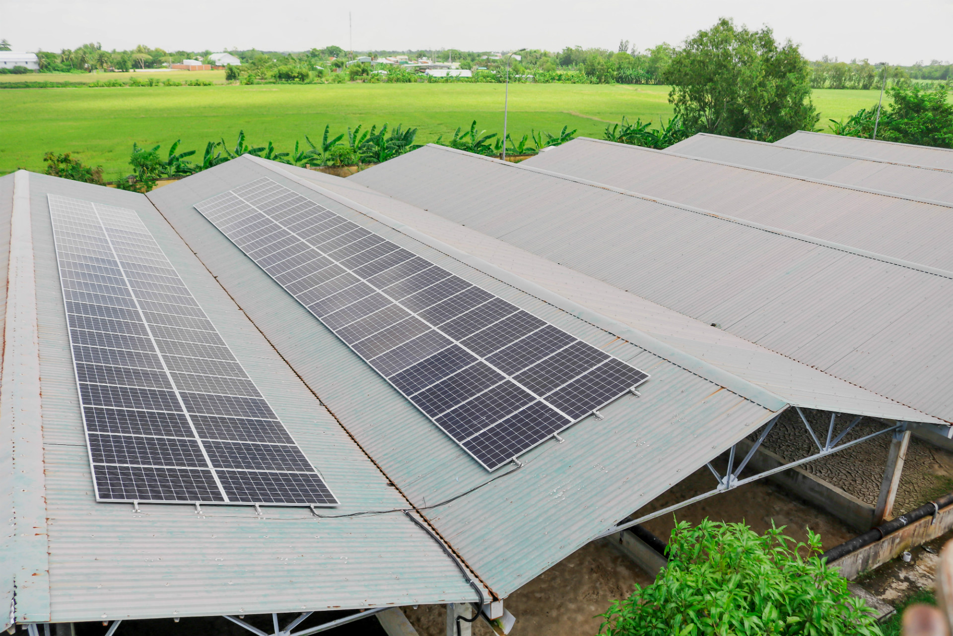Vietnams Wasserwirtschaft setzt auf Energiemanagement und Solarenergie