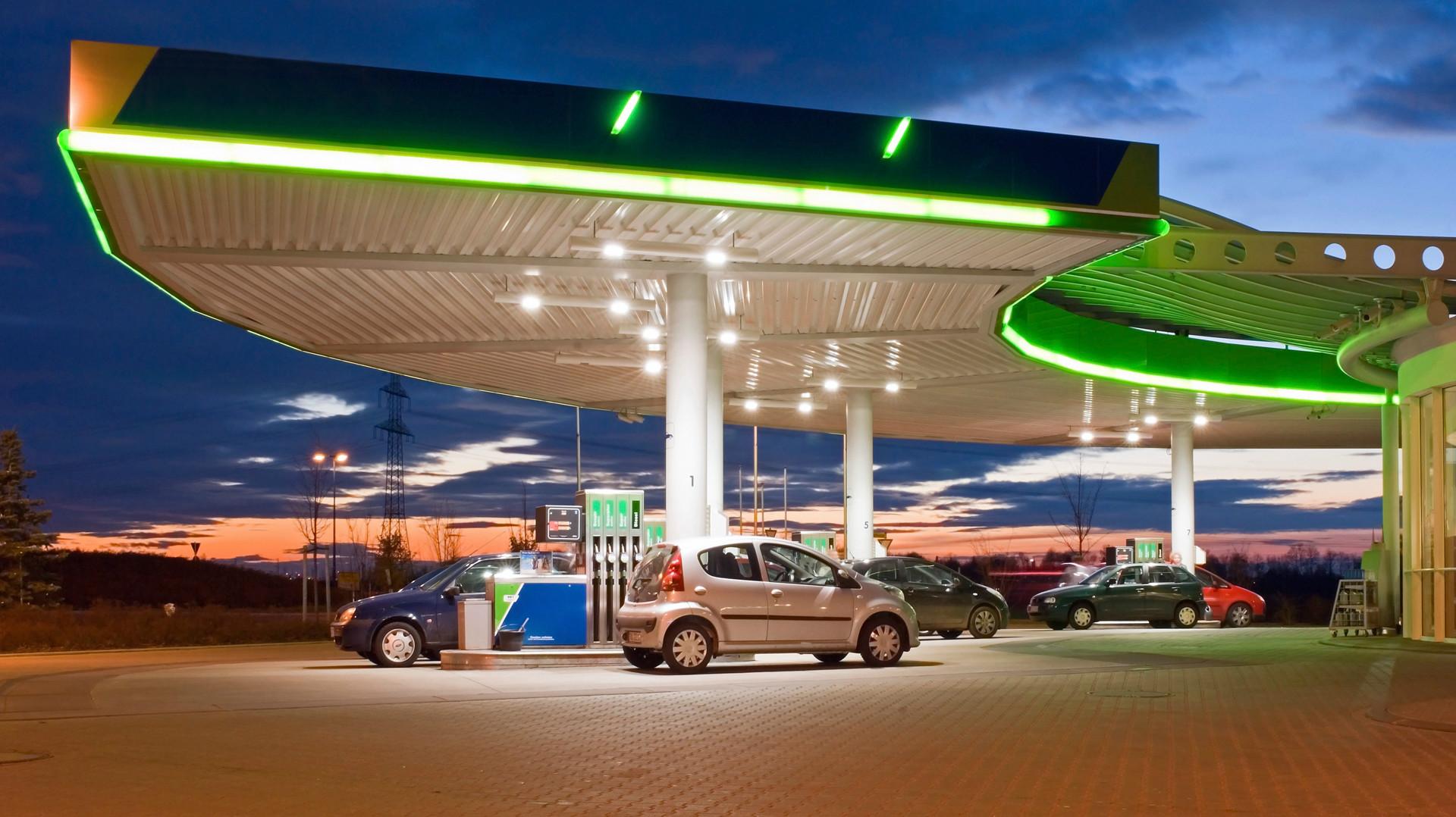 Tankstellenmarkt - cover